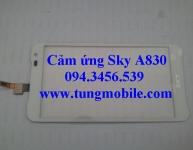 Thay cảm ứng Sky, thay cảm ứng điện thoại Sky, thay màn hình
