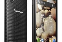 Up rom Lenovo A800, mở mã khóa máy Lenovo A800 lấy ngay