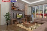 Thiết kế nội thất chung cư keangnam