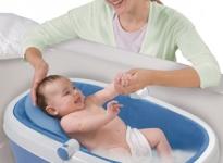 Cách tắm cho trẻ sơ sinh như thế nào?