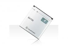 Tra mã Pin chính hãng Sony Xperia
