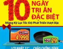 """""""10 NGÀY TRI ÂN ĐẶC BI..."""