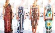 4 Cách thắt sarong dạo biển cực style