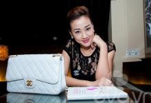 Túi xách Chanel trăm triệu của Maya
