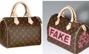 Cách phân biệt túi Louis Vuitton thật / giả