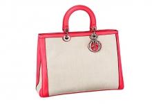 Dior ra mắt Bst túi xách xuân hè 2013
