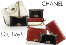 Chanel Boy - Chiếc túi hứa hẹn sẽ tạo nên cơn sốt