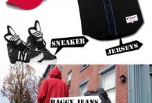 HipHop Clothing và đôi chút về Quần Tụt/Baggy Jeans