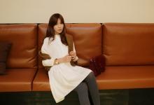 Mix đồ tiểu thư và sang trọng như Yoo Rachel - The Heirs