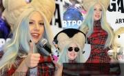 Những kiểu tóc giật gân của Lady Gaga