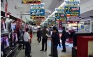 Giá hời ở siêu thị điện tử… ngõ