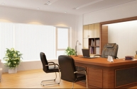 Ideas for small office decoration