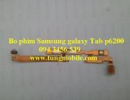Cáp phím nguồn Samsung P6200, dây nguồn P6200