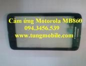 Cảm ứng Mototola MB860, Atrix 4G MB860