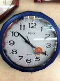 đồng hồ teo tường kana 06