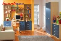 Bộ phòng trẻ em gỗ MFC PTE004
