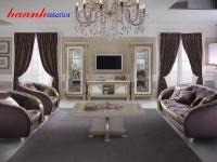 Phòng khách cổ điển PKC002