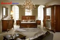 Phòng ngủ cổ điển PNC004
