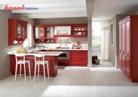 Bếp gỗ tự nhiên BTN002