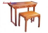 Bàn thờ gỗ hương BTC003