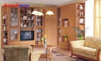 Phòng khách đẹp phong cách châu âu PKC007