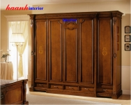 Tủ áo gỗ cao cấp TAC001