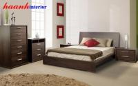 Giường ngủ gỗ công nghiệp GNH002