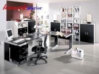 Nội thất văn phòng melamine & acrylic VPN004