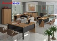 Bàn văn phòng gỗ công nghiệp BTP004