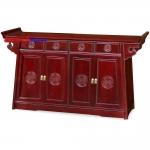 Tủ thờ gỗ gụ đời Minh TTC005