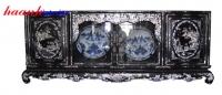 Tủ chè khảm ốc TC001