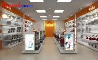 Nội thất showroom SRM001