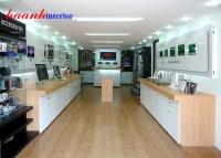 Nội thất showroom đẹp SRM003