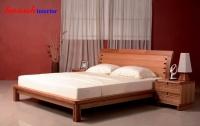Giường ngủ gỗ công nghiệp GNH009