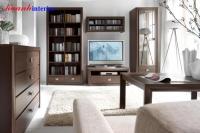 Tủ trang trí phòng khách TKP010