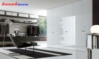 Tủ quần áo công nghiệp gỗ acrylic TAH009