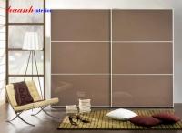 Tủ quần áo gỗ công nghiệp acrylic TAH010