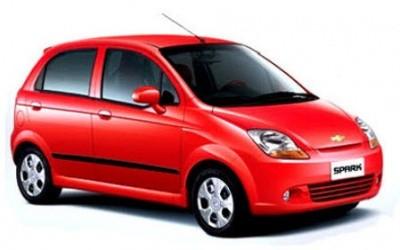 Chevrolet Spark Van