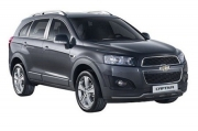 Chevrolet Captiva LTZ 2.4 AT 2015 Việt Nam