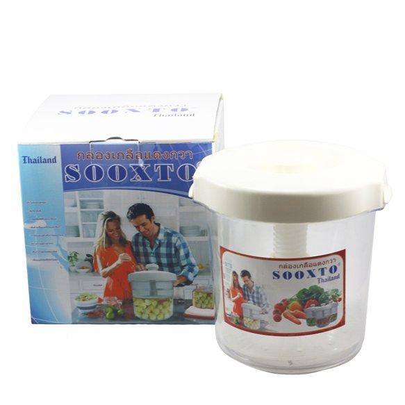 Hộp muối dưa cà thông minh Thái Lan Sooxto