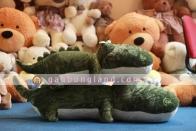 Thú bông cá sấu