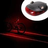 Đèn laser 5 LED báo và chiếu làn đường UFO