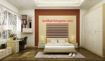 giường phản gỗ sồi nga 07