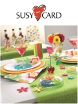 Hàng tiêu dùng xách tay giấy thơm Susy card