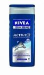 Tắm gội cạo râu Nivea Active 3 for man