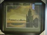 Tháp Hòa Phong Hồ Gươm Cổ 35x50-57x71)