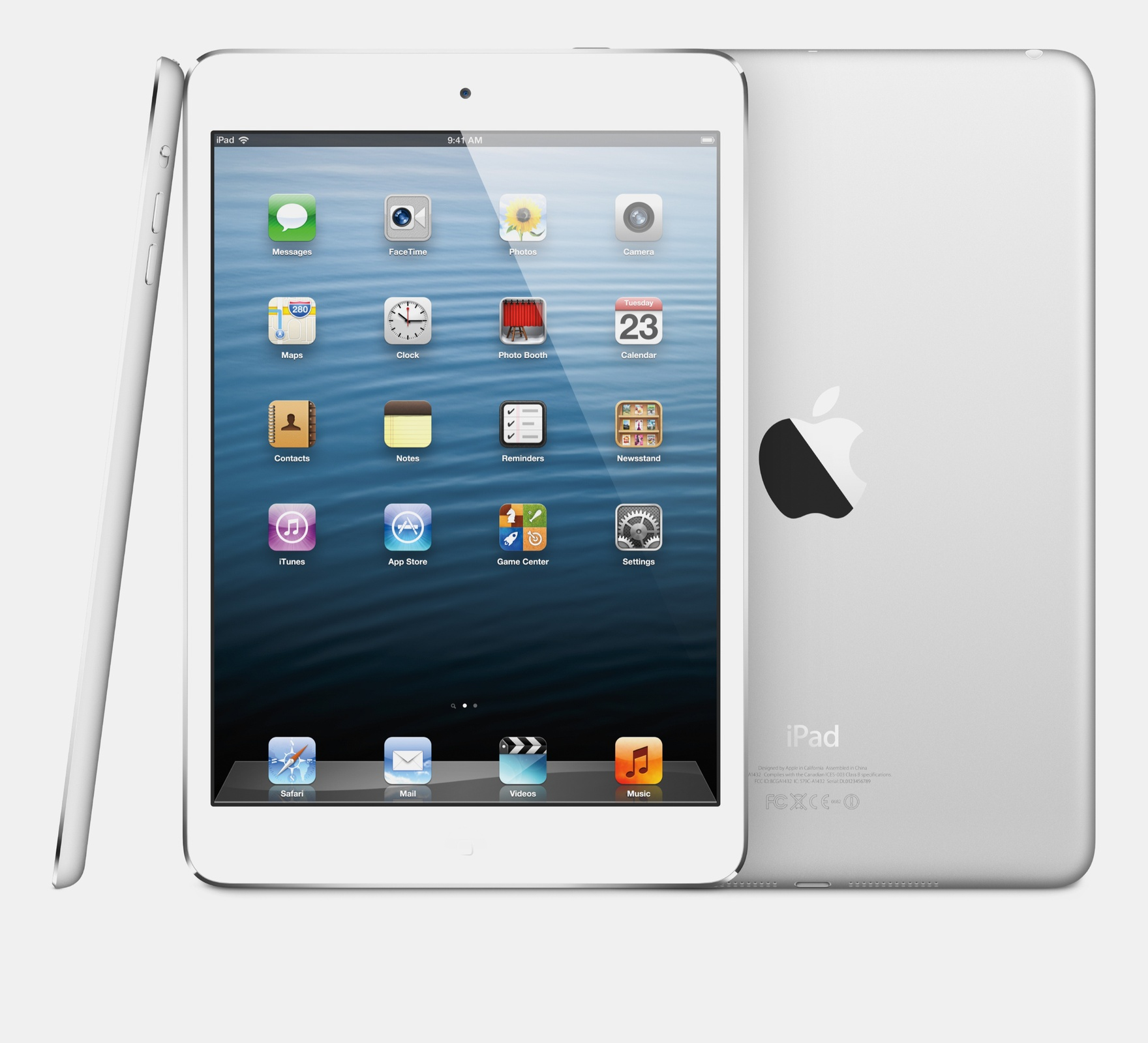APPLE New iPad 4 Wi-Fi + Cellular 16Gb