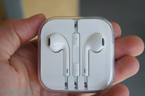 Tai Nghe iPhone 5 Zin