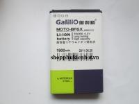 Pin dung lượng cao Galilio Moto – BF6X