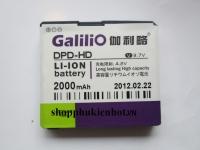 Pin dung lượng cao Galilio DPD – HD